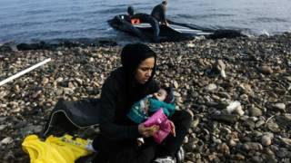 ग्रीस में प्रवासी