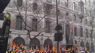 लंदन में भारतीय दूतावास