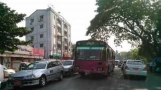 Car Burma