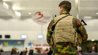Belgia security