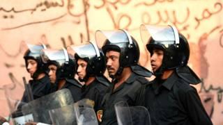 मिस्र की पुलिस