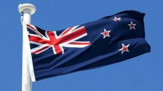 Новая Зеландия, флаг