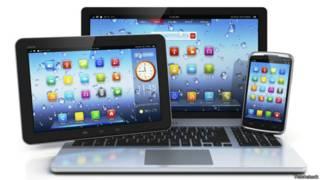 कम्प्यूटर, लैपटॉप, मोबाइल