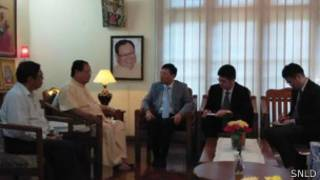 Chinese ambassador meets SNLD