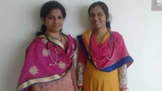 डॉक्टर फ़ैज़ा अंजुम और डॉक्टर सावित्री देवी