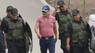 Chávez Peñaherrera en libertad