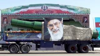 Misiles iraníes