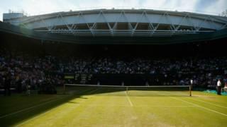 Estadio de Wimbledon