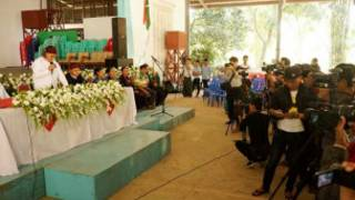 Kachin Teachers Funeral