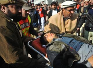 Fuerzas de seguridad de Pakistán