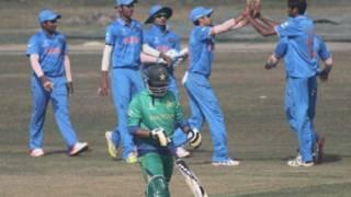 भारत की अंडर-19 टीम