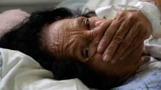 Paciente - El Salvador Getty