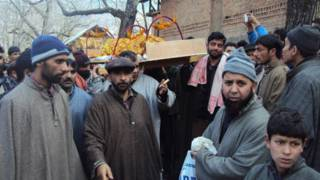 कश्मीरी पंडित की मौत