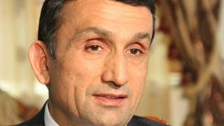 Зайд Саидов, предприниматель и экс-министра промышленности и энергетики Таджикистана