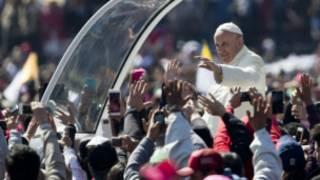 Fafaroma Francis a Mexico
