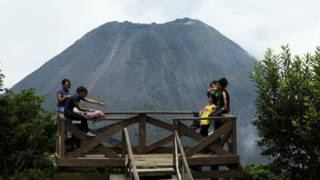 Volcán Izalco, El Salvador