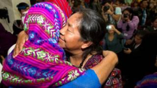 Juicio en Guatemala