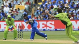 भारत पाकिस्तान क्रिकेट मैच