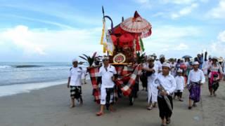 बाली में हिंदु पर्व