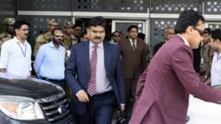 पाकिस्तानी जांच टीम
