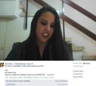 Orit Sharabi/Facebook