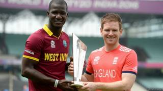 वेस्टइंडीज और इंग्लैंड के कप्तान