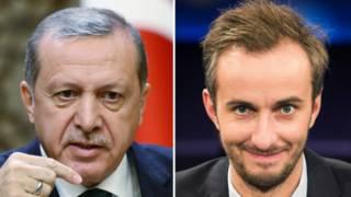 У Німеччині закрили справу про образу Ердогана