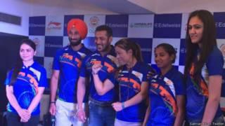 सलमान ख़ान गुडविल एम्बैसडर भारत रियो ओलंपिक