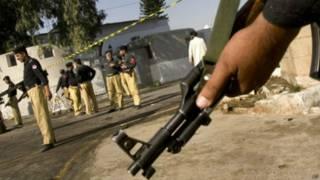पाकिस्तान में पुलिस