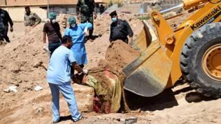 Массовые захоронения в Рамади, Ирак