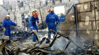 Прокуратура завершила розслідування пожежі у будинку для літніх людей