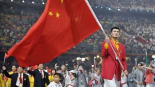 Chinese Olympic athletes