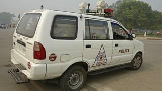 туристическая полиция в Дели