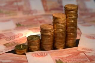 Рубли, различные купюры и монеты