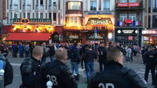 Полиция в Марселе