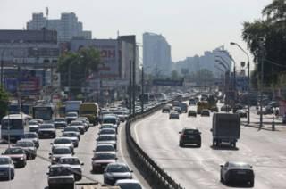 Московский проспект в Киеве переименовали в проспект Степана Бандеры