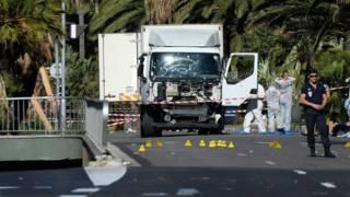 """""""ІД"""" заявило, що напад у Ніцці вчинив їхній послідовник"""
