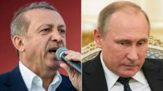 Ердоган у Москві спробує перезавантажити стосунки з РФ