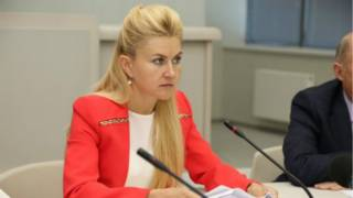 Порошенко призначив Світличну в.о. голови Харківської ОДА