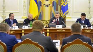 РНБО обговорить продовження санкцій проти Росії - Порошенко