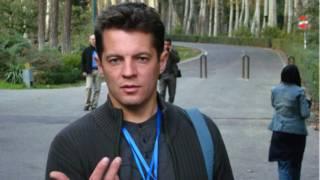 Романа Сущенка затримали, коли він приїхав до Москви з приватним візитом
