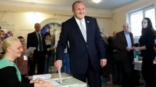 президент Грузії