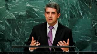Президент Болгарии