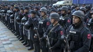 Полиция Косова