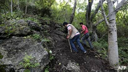 Búsqueda de fosas en Iguala, Guerrero