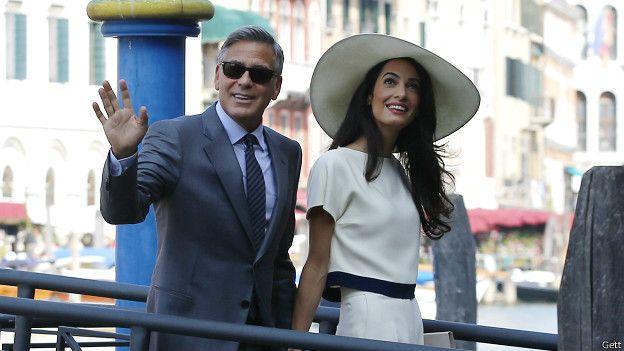 Свадьба Клуни