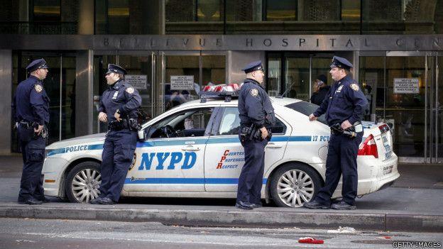 Resultado de imagen para policia de nueva york