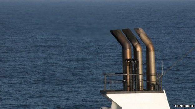 Корабельные трубы