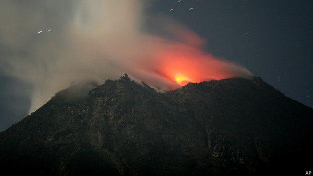 Monte Merapi (Foto: AP)