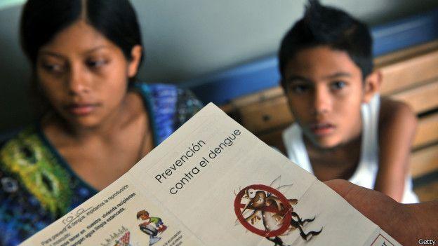 Prevención contra el dengue